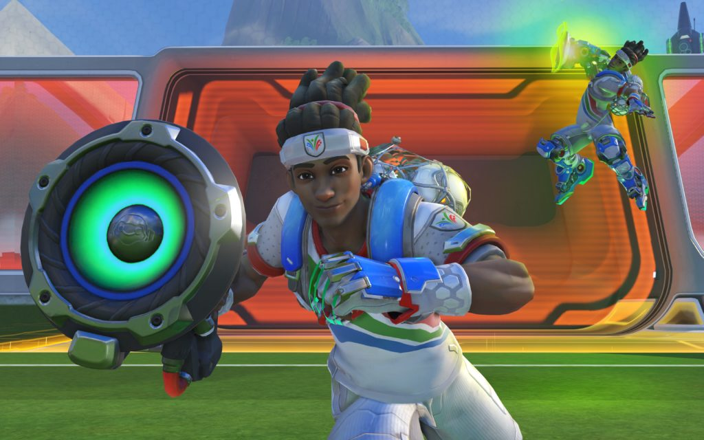 Redeem Codes: Overwatch Summer Olympics Loot Boxes!