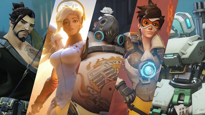 Overwatch Quick Play Might Get the One Hero Limit - PVP Live